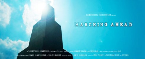 Marching Ahead Promo Poster -2